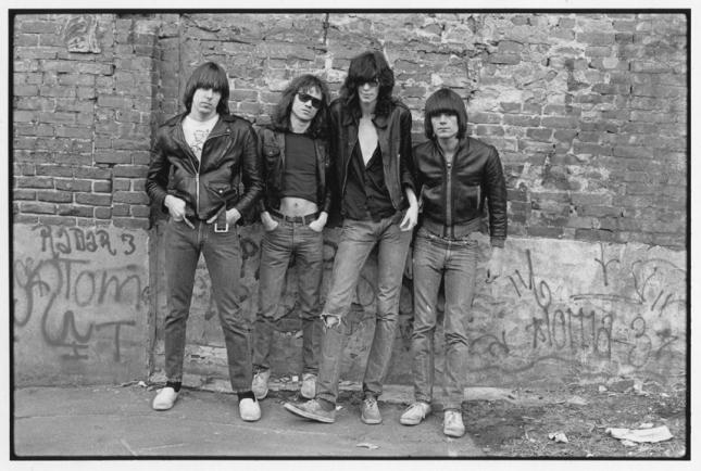 Roberta Bailey - The Ramones