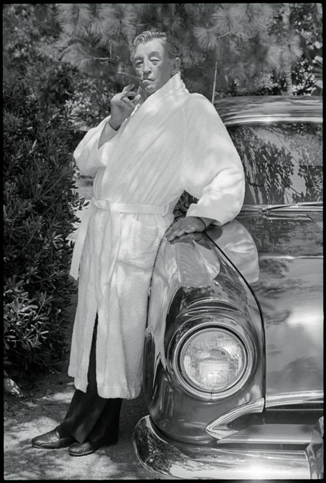 Johnny Rosza - Robert Mitchum