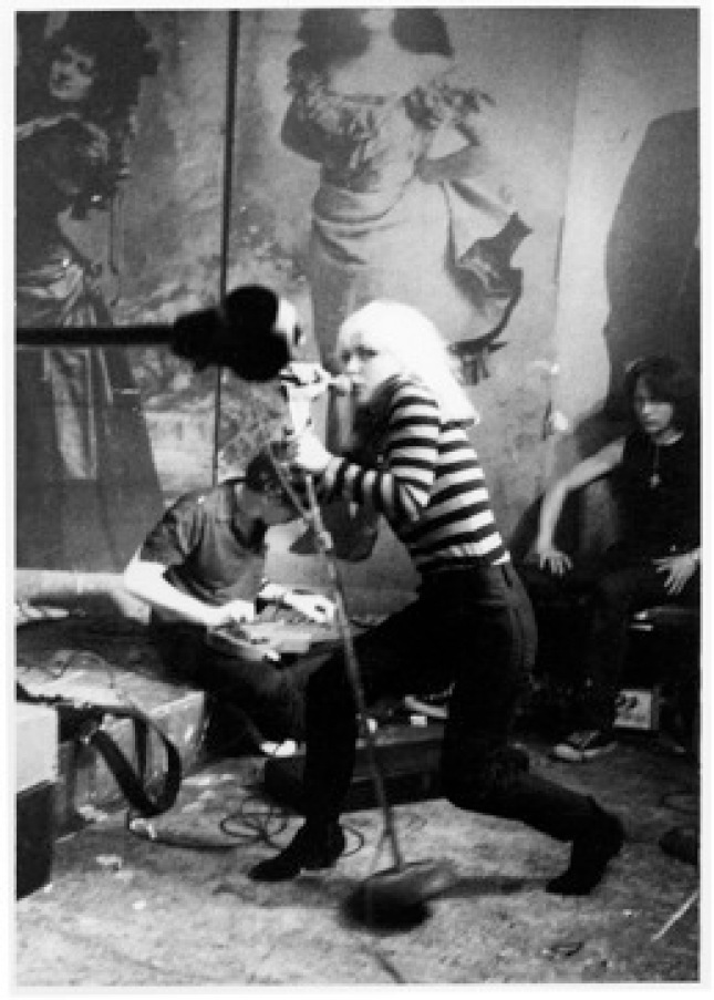 Godlis - Blondie