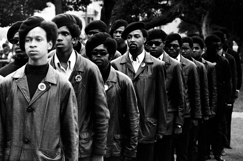 Stephen Shames: The Black Panthers - Miss Rosen