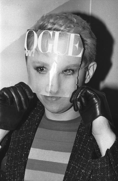 Mudd Club, 1978, Photograph © Dustin Pittman
