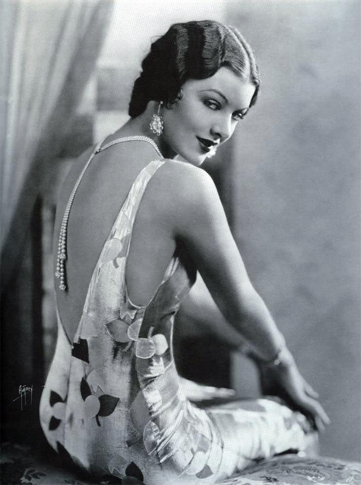 Myrna Loy Dresses