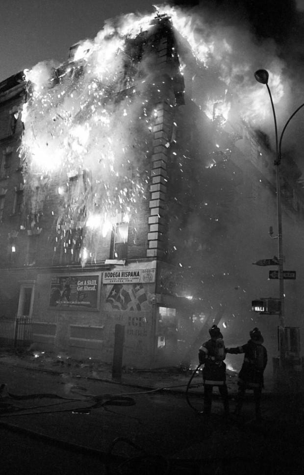 800 Fox Street, 1983 ©Ricky Flores