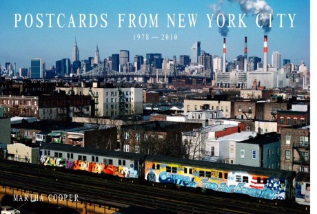 Postscards from NYC Cover by Martha Cooper