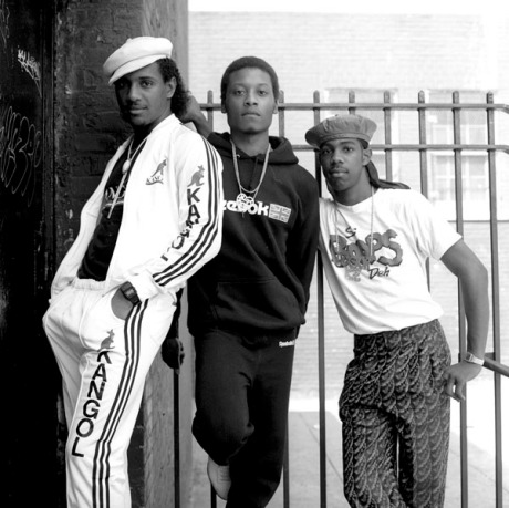 UTFO : The Kangol Kid, Mixmaster Ice, Dr Ice