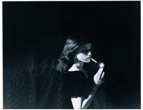 Untitled Film Still #32, 1979 Gelatin silver print 69,5 x 87,2 cm Astrup Fearnley Samlingen/ Collection © Cindy Sherman