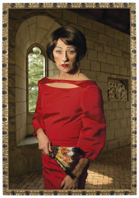 Untitled #470, 2008 Chromogenic colour print 216,5 x 147,5 cm. Acquired with founding from The American Friends of the Moderna Museet Inc., 2008 © Cindy Sherman