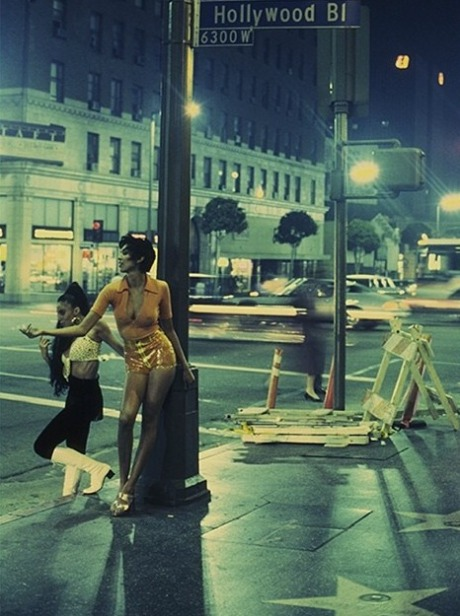 mikepyro:     Hollywood in the 80's. Photo: Mike Miller
