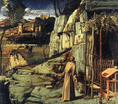 Giovanni Bellini's St. Francis in the Desert