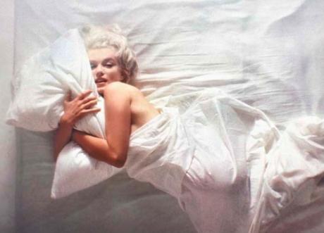 Marilyn Monroe by Douglas Kirkland. 1961.