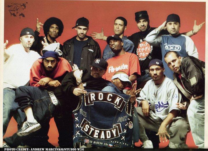 Rock steady crew 80s