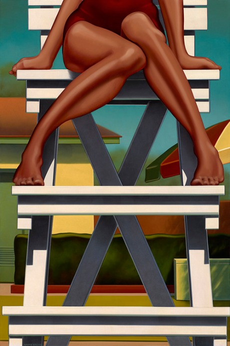 Kenton Nelson, Saving Grace