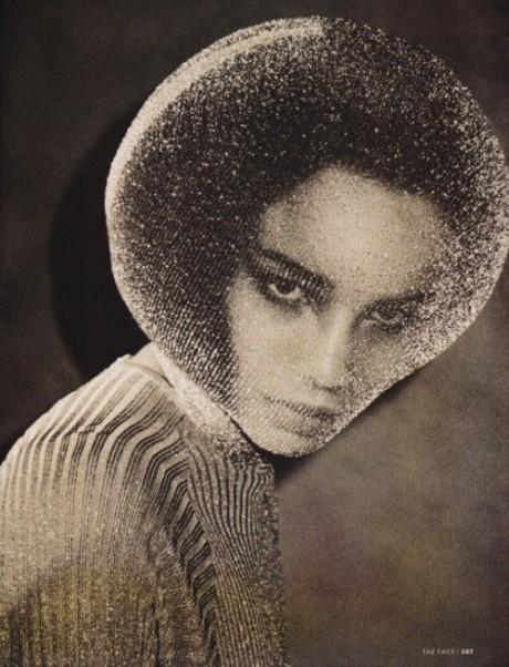 Juergen Teller: The Face, 1989