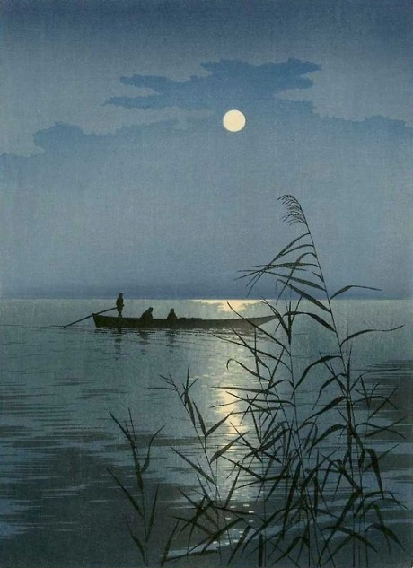 Moonlit Sea - Koho Shoda