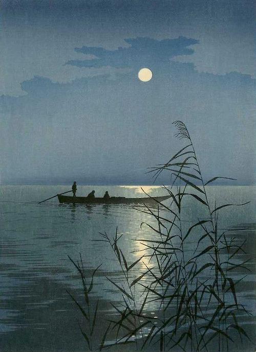 Moonlit Sea - Koho Shoda