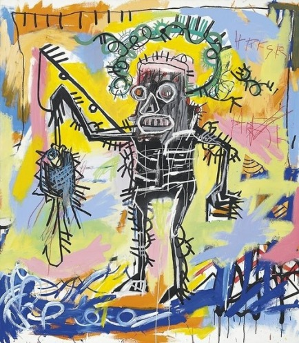 Untitled (1981), by Jean-Michel Basquiat