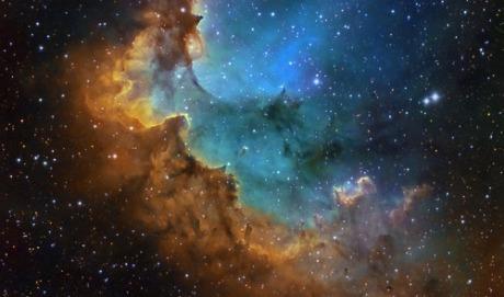 Wizard Nebula (Image Credit: J-P Metsavainio)