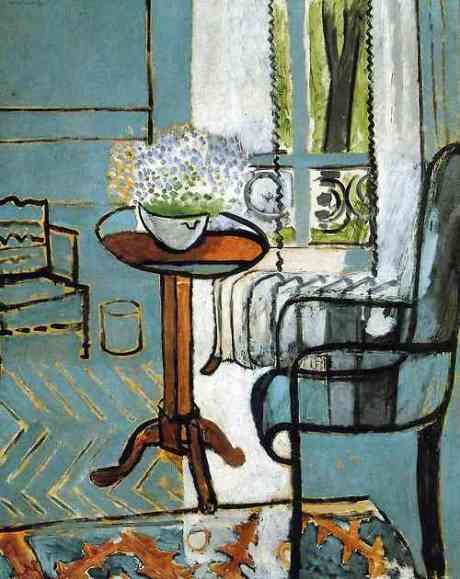 Henri Matisse - The Window, 1916
