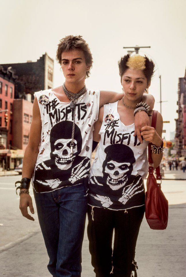The Misfits, New York, NY, 1981