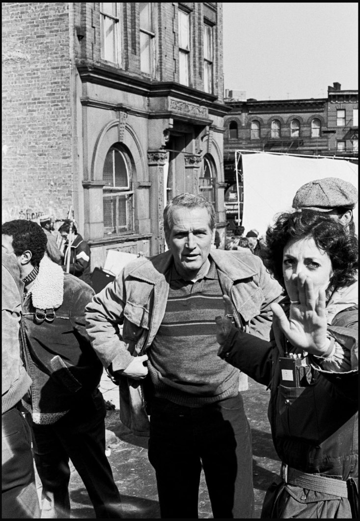 Paul Newman. Photograph by Joe Conzo.